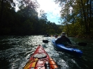 Weekend Paddle on the Eleven Point River